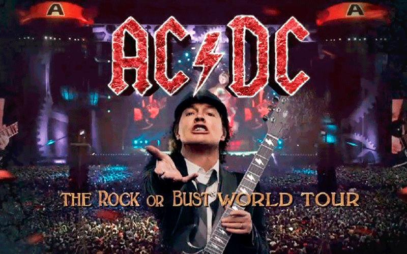 In Hell´s Kitchen mit AC/DC